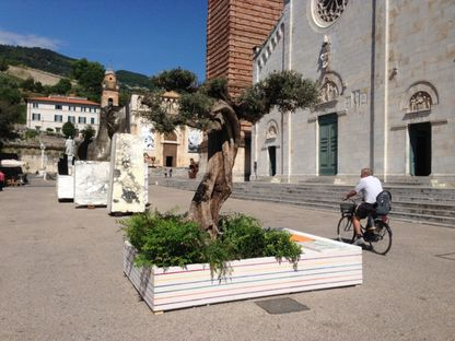 Ecosinergie di Marmo. Progetto culturale sostenibile a Pietrasanta