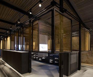 #floornaturelive Biennale di Venezia padiglione degli Emirati Arabi Uniti