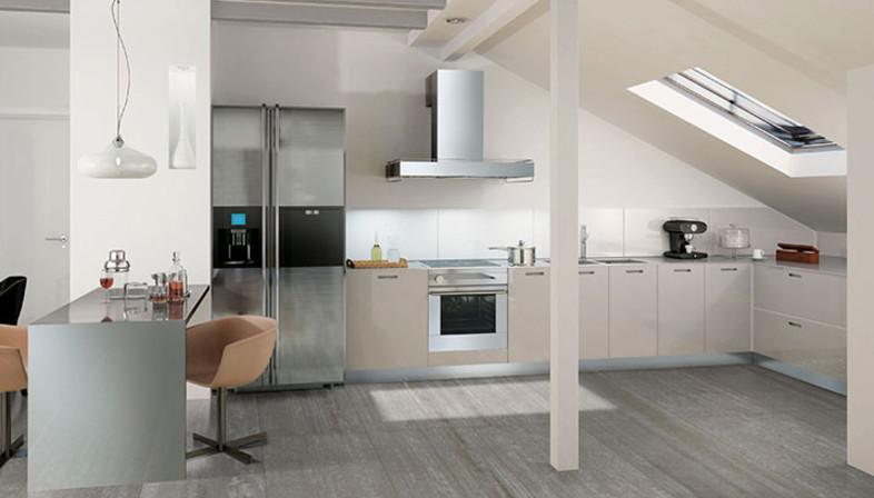Soluzioni per la cucina e il living di stile rustico o moderno  Floornature