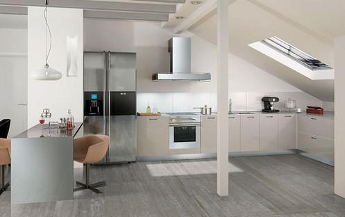 Soluzioni per la cucina e il living, di stile rustico o moderno