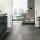 Piastrelle grandi formati effetto metallo, pavimenti interni