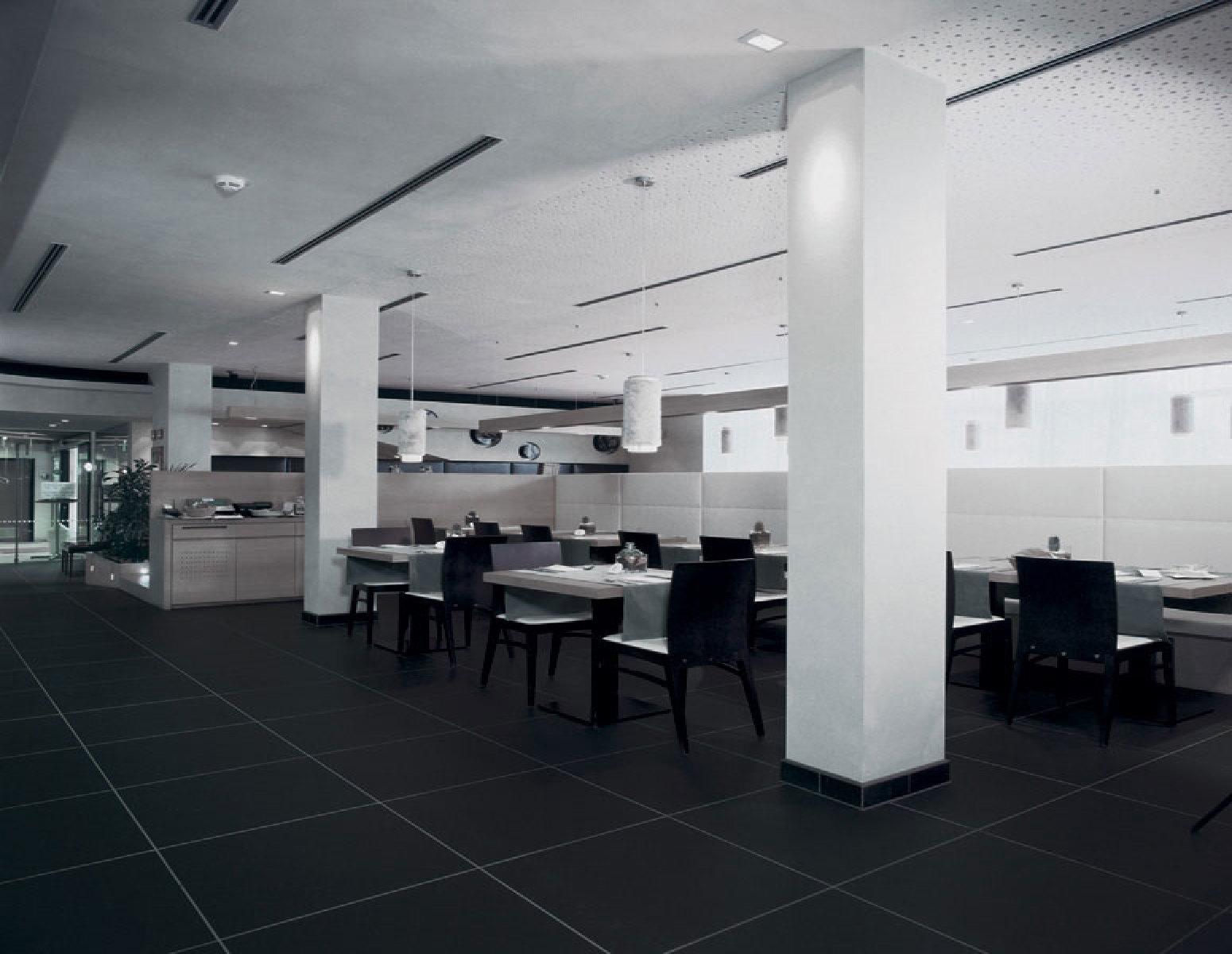 Pavimenti e rivestimenti in gres per bar e ristoranti floornature