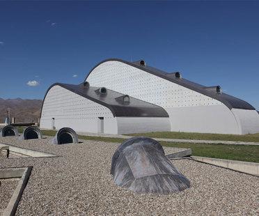Gres porcellanato: la forma dell'architettura tra contemporaneità e tradizione