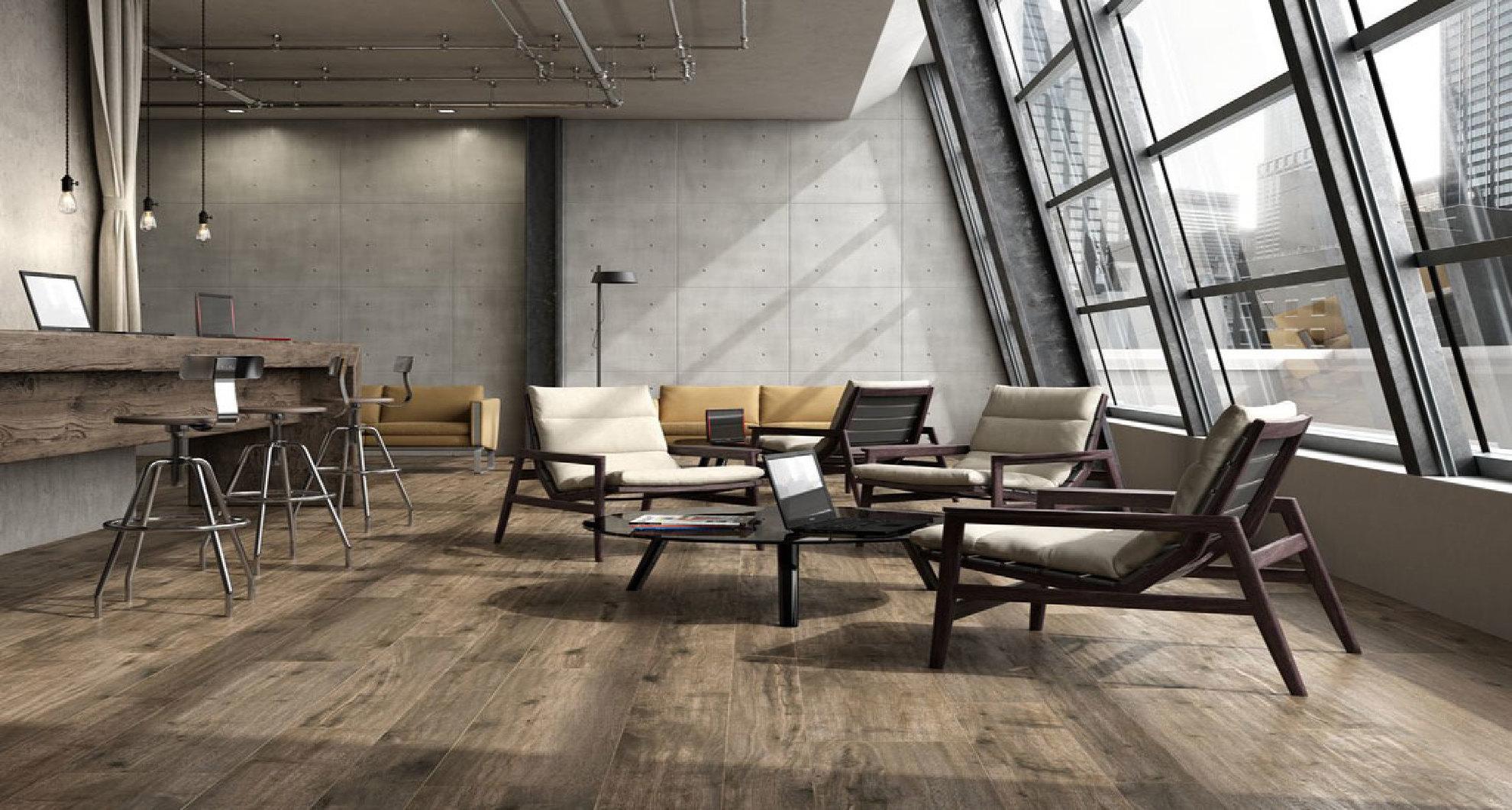 Piastrelle in gres effetto legno per ambienti interni ed - Piastrelle gres effetto legno ...