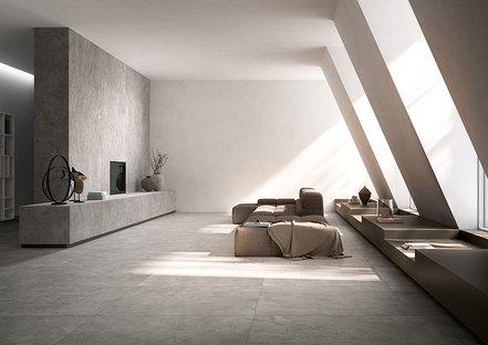 Il grande formato delle piastrelle in gres Maximum: una nuova frontiera progettuale