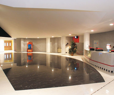 Bellezza e funzionalità delle superfici negli spazi ricreativi