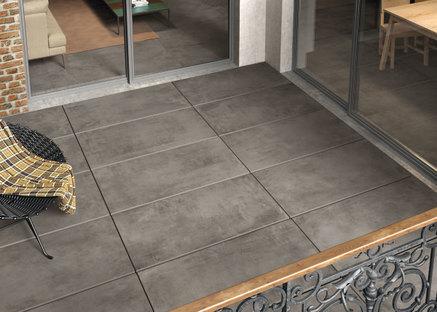 Pavimenti e rivestimenti in gres porcellanato, sintesi delle atmosfere quotidiane