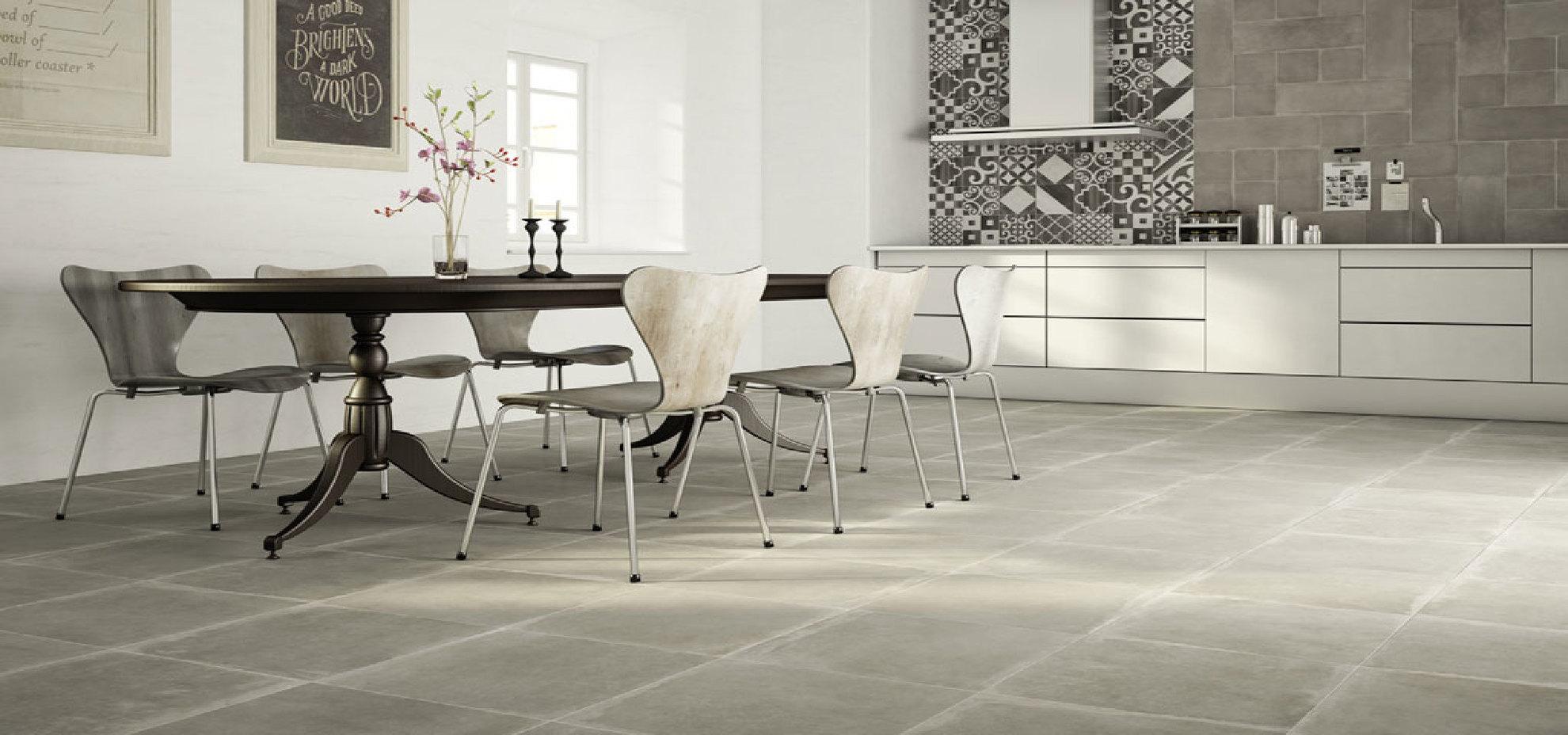 Gres porcellanato: superficie della cucina ideale | Floornature
