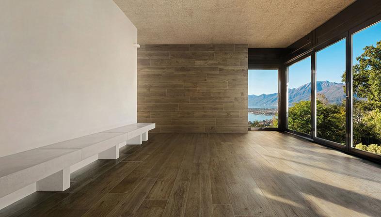 Piastrelle in gres effetto legno vocazione naturale floornature
