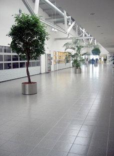 Pavimenti sopraelevati per migliorare luoghi pubblici ed uffici