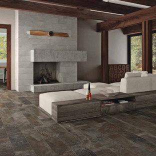 Creare ambienti contemporanei con piastrelle in gres Stonepeak
