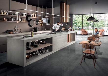 SapienStone: il top cucina ideale è in gres porcellanato