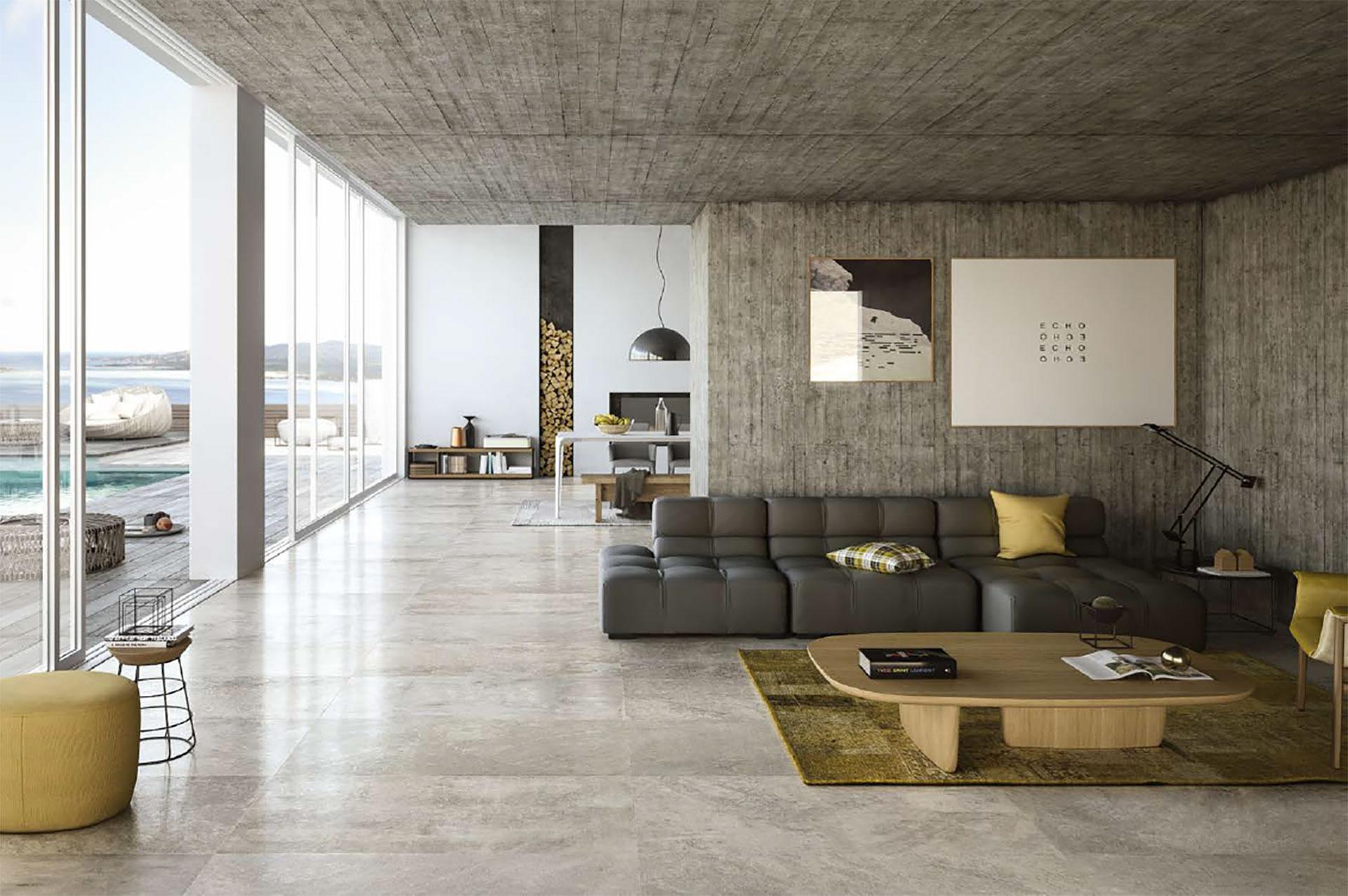 Urban living design: City e Mile_Stone Porcelaingres