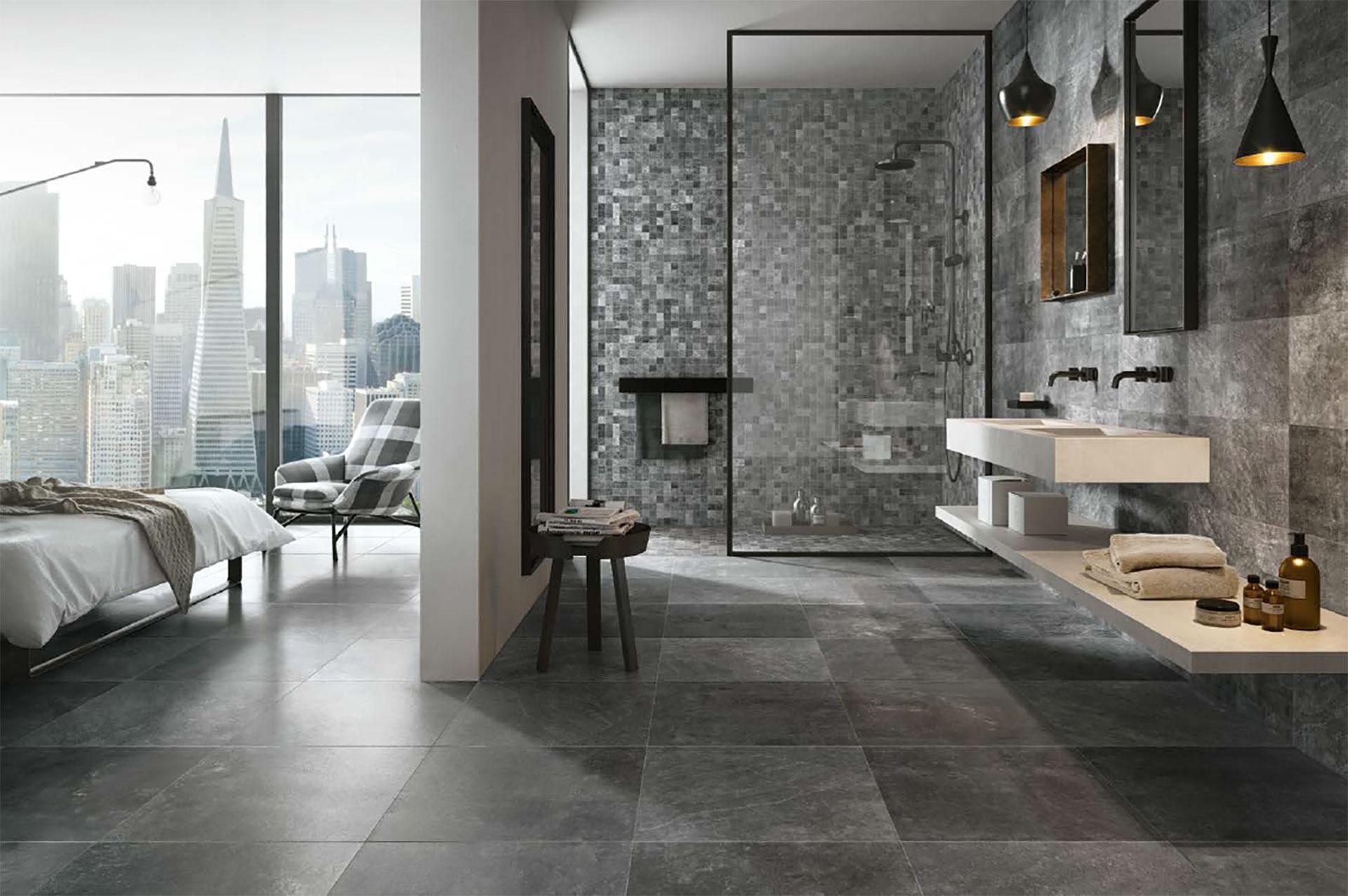 Urban Living Design City E Mile Stone Porcelaingres