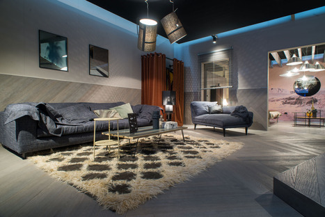 <em>Diesel Living with Iris Ceramica</em>: nuove atmosfere per l'homestyle e il contract