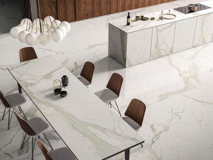 SapienStone: il primo brand di gres porcellanato per i top cucina