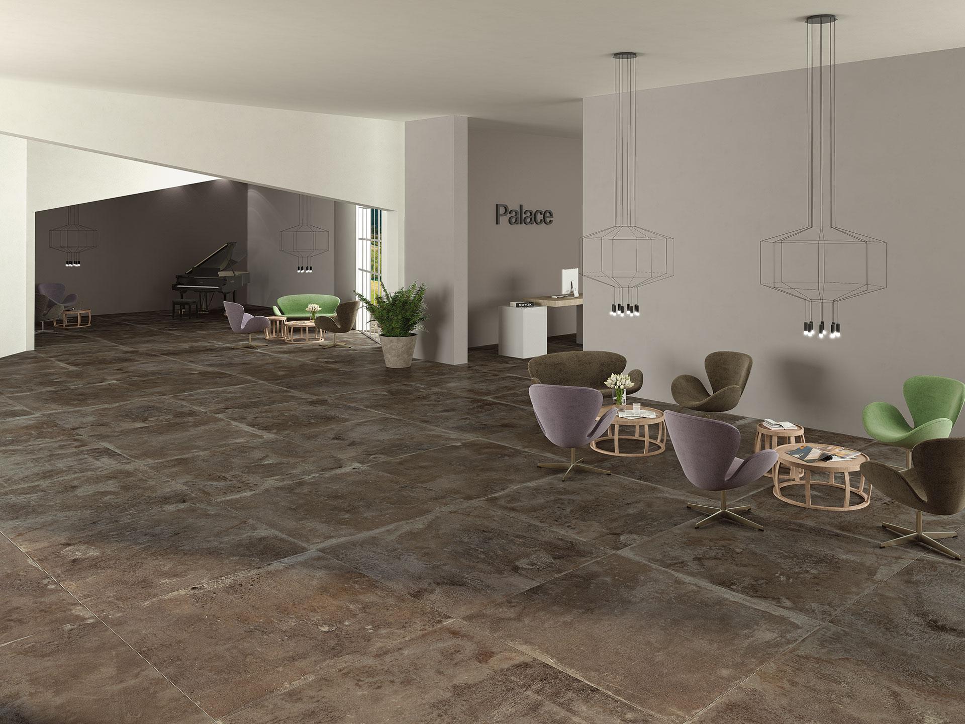 Arredamento Pavimento Scuro suggestioni in stile contemporaneo: i pavimenti scuri