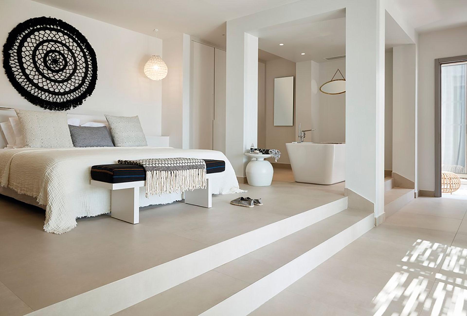 Foto Di Ville Lussuose ultra ariostea: pavimenti e rivestimenti di hotel di lusso e