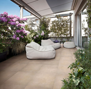 Pavimenti per esterni IRIS: soluzioni ideali per autunno e inverno