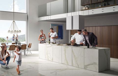 Top cucina SapienStone: il piano lavoro ideale per la casa e i ristoranti