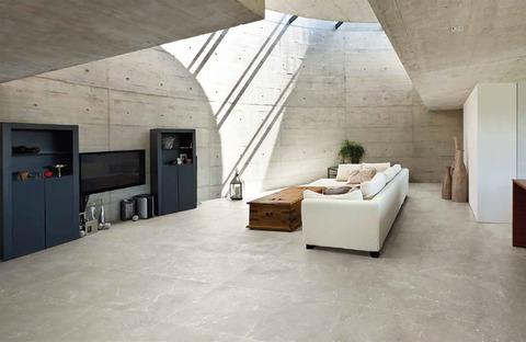 Northstone Ariostea: pavimenti contemporanei in pietra nordica