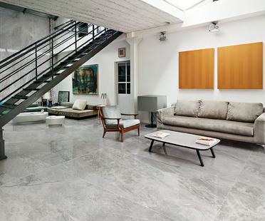 Ultra Marmi Ariostea: massima libertà compositiva per pavimenti e rivestimenti