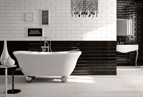 Rivestimenti bagno e cucina Adamas: nuovi orizzonti per la ceramica tecnica