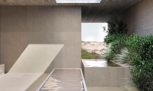 Pietra del Brenta FMG: tradizione e design per rivestimenti in e outdoor