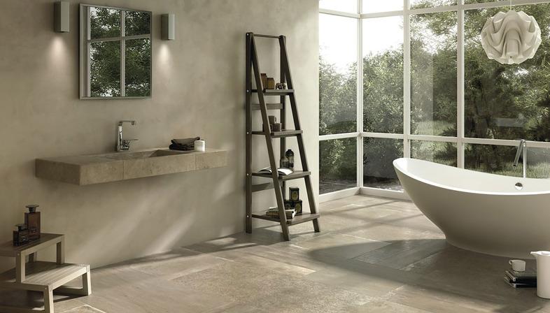Color Moods: il gres porcellanato personalizza la casa