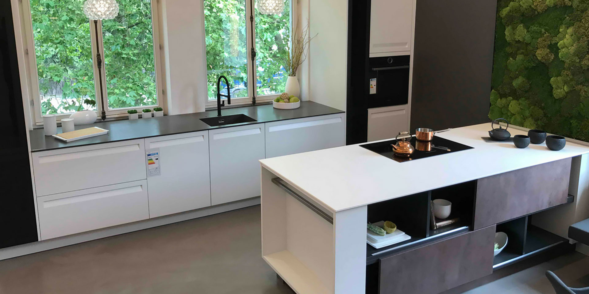 SapienStone: il futuro della cucina contemporanea | Floornature