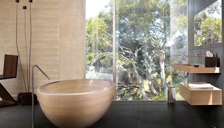 Gres porcellanato Ariostea: dalla natura all'high-tech
