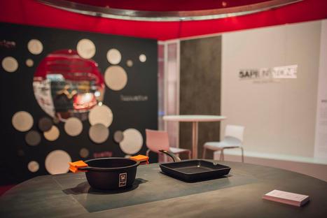 SapienStone: il primo brand in gres porcellanato per top cucina