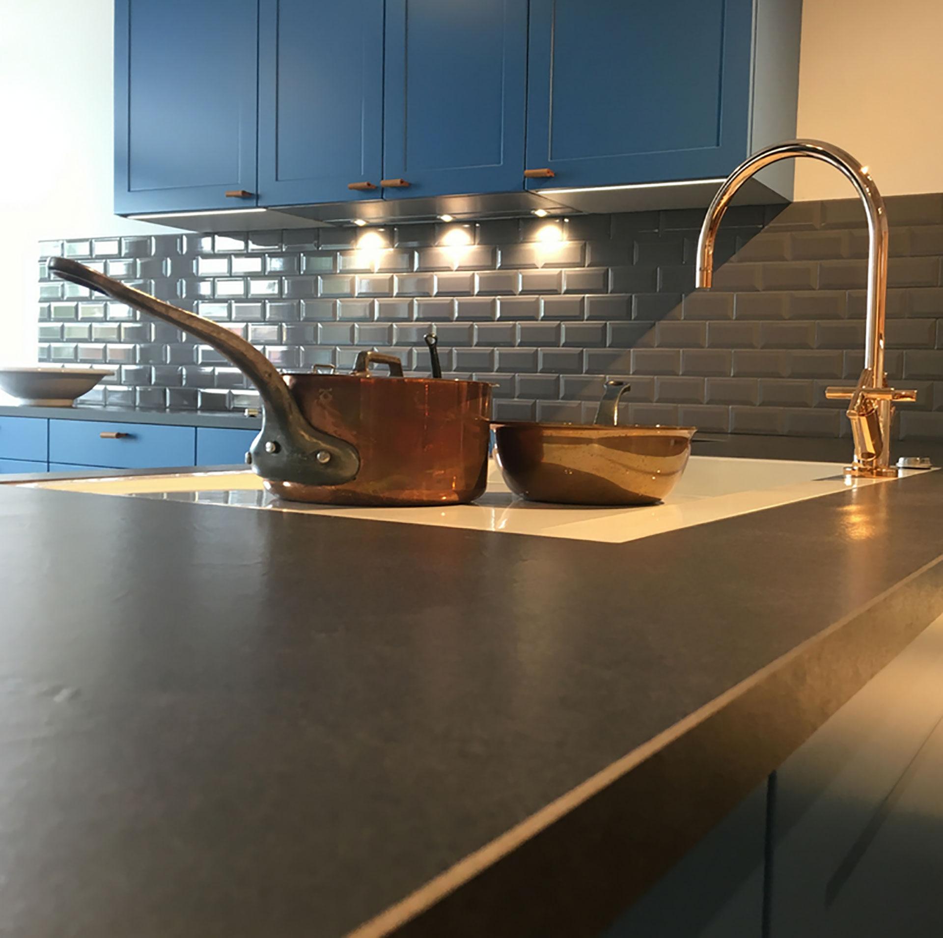 SapienStone: il top in gres porcellanato per la cucina contemporanea ...