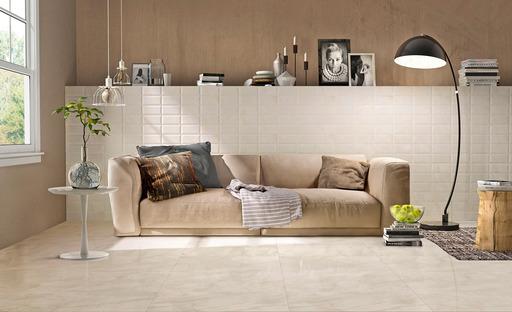 Marmi 3.0 Iris Ceramica per pavimenti e rivestimenti contemporanei