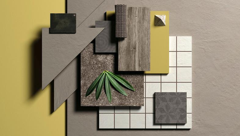 Color Studio: armonia di colori per le superfici contemporanee
