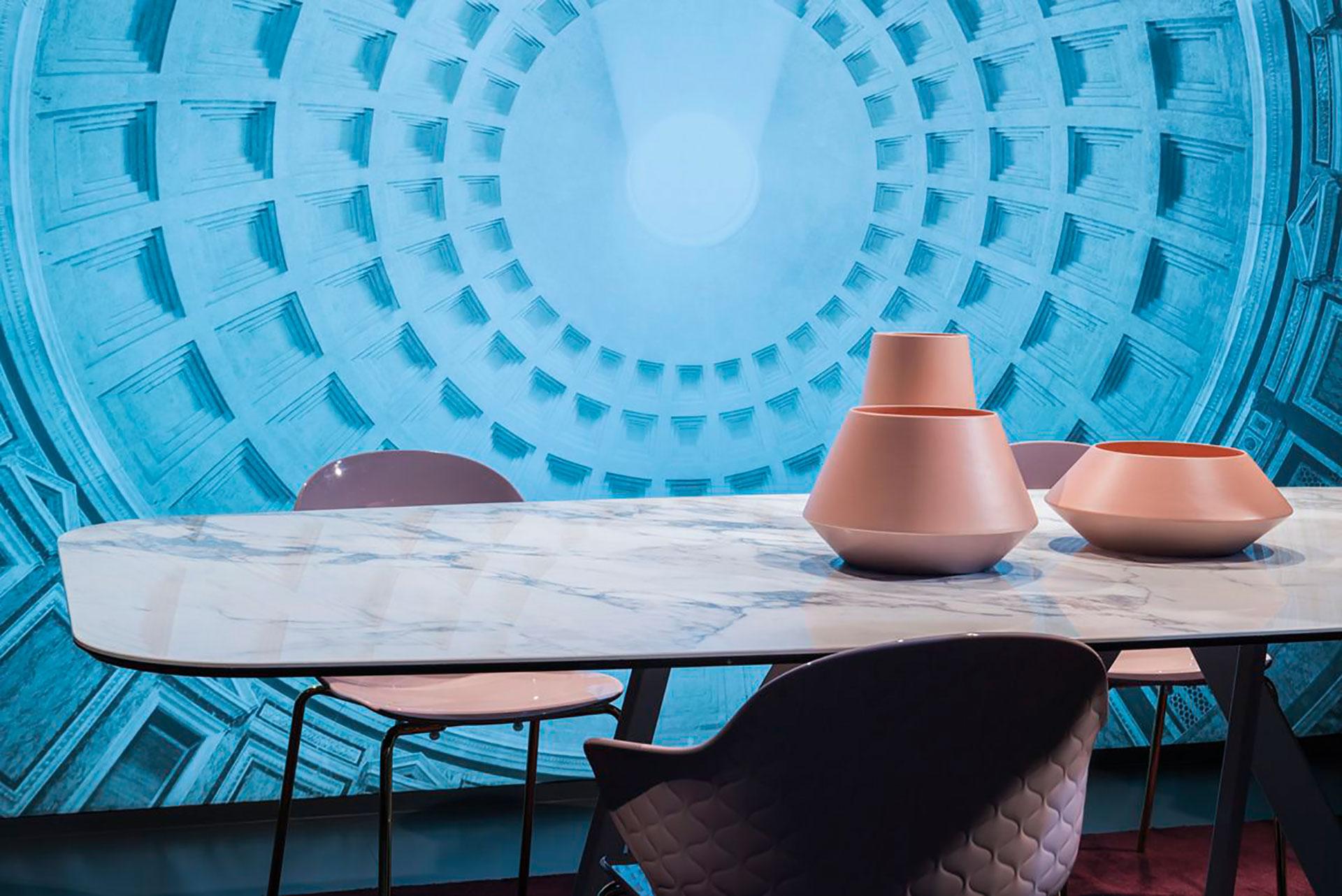 Ultra Ariostea: applicazioni di design del gres porcellanato