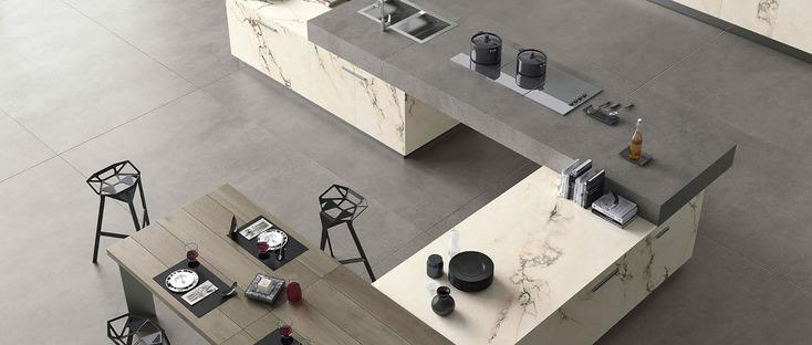 Roads Maxfine: gres porcellanato grande formato per ambienti interni ed esterni