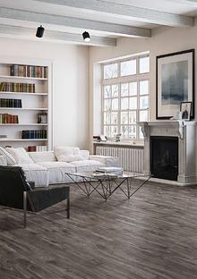 Idee design: gres porcellanato effetto legno per ogni stile della casa