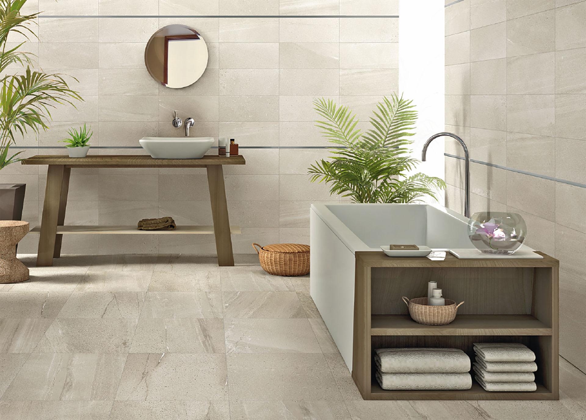 Ambiente bagno e cucina: il design classico e moderno di Iris ...