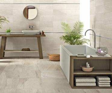 Ambiente bagno e cucina: il design classico e moderno di Iris Ceramica