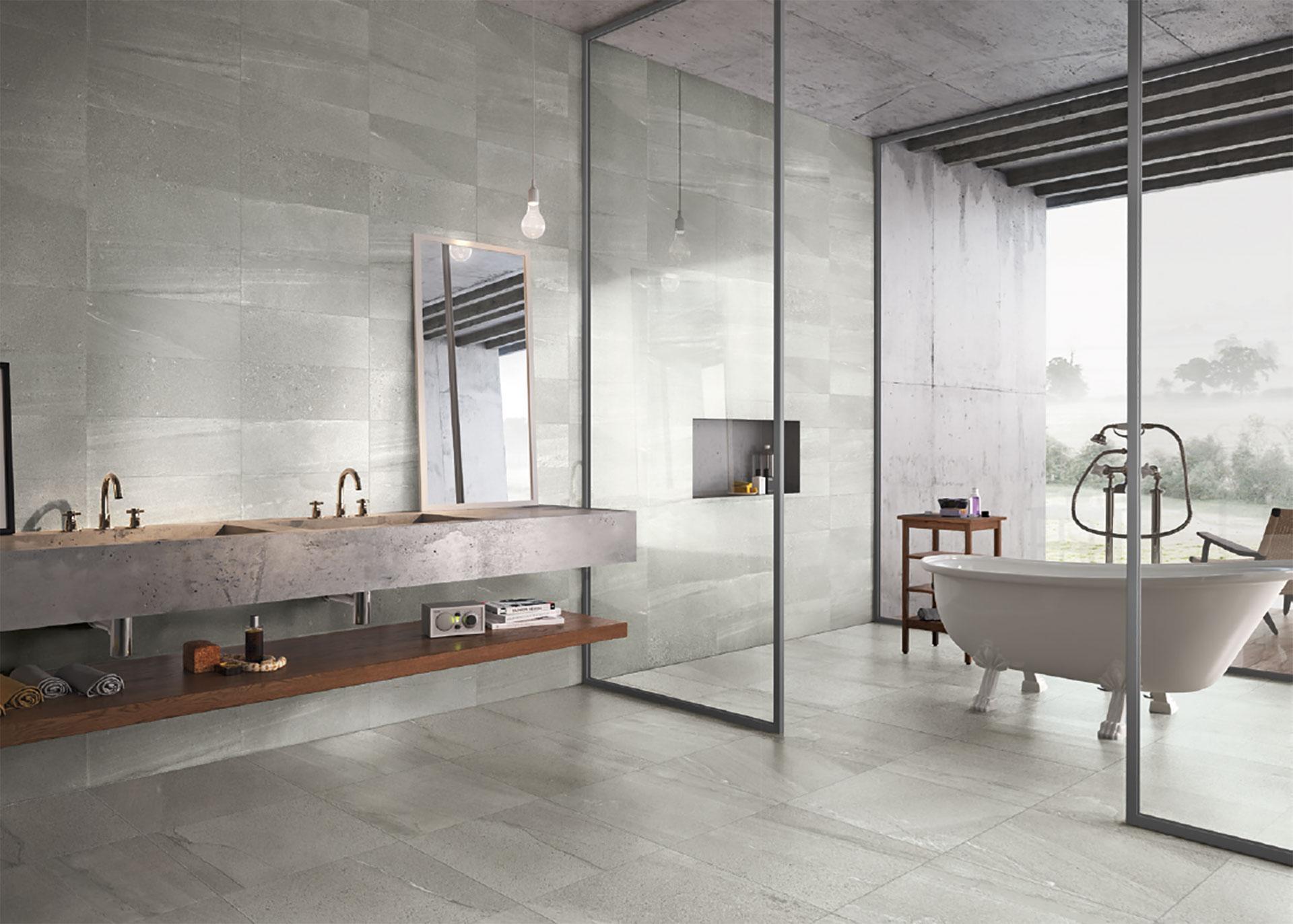 Ambiente bagno e cucina: il design classico e moderno di iris