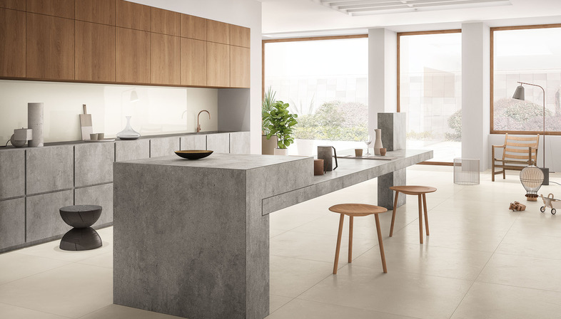 Kitchen countertop SapienStone: i vantaggi del miglior top cucina in gres porcellanato