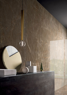 Fiandre Architectural Surfaces: Marmi Maximum per ambienti classici e contemporanei