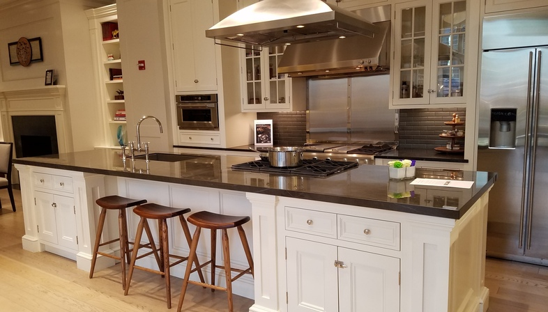 SapienStone Pietra Grey per una cucina dal look raffinato e contemporaneo