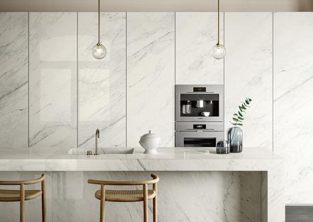 Resistenza e bellezza: il gres porcellanato per la cucina 2020 SapienStone