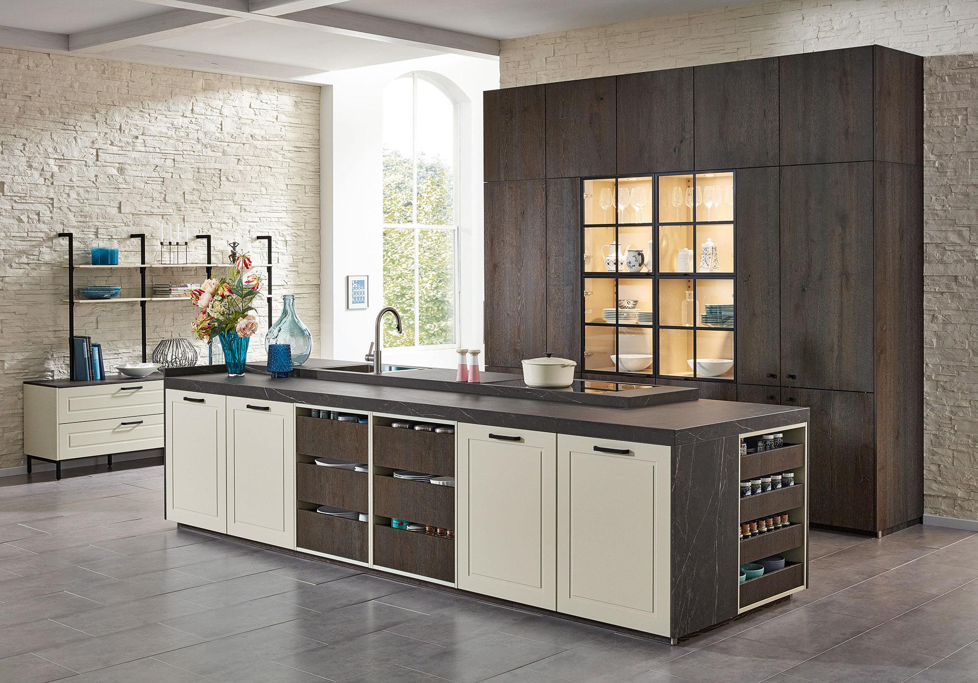 Sapienstone Colori Scuri E Neutri Per I Top Cucina 2020 Floornature