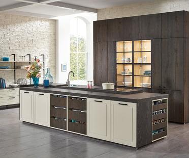 SapienStone: colori scuri e neutri per i top cucina 2020