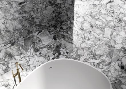 White e Grey Beauty: bellezza e originalità dei nuovi Marmi Maximum