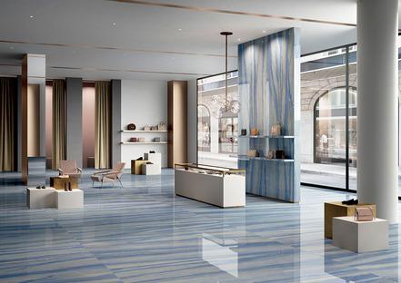 Migliorare l'uso degli spazi nei nuovi ambienti quotidiani: il grande formato Maximum