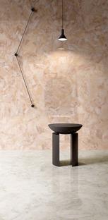 La ceramica tecnica Fiandre per ambienti essenziali, luminosi e su misura